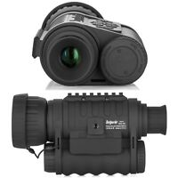Night Vision Monocular, HD Digital Infrared Camera Scope 6x50mm with 1.5 ... New