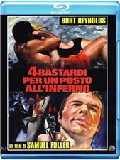 SHARK (1969) - Blu Ray Disc - Burt reynolds / Samuel Fuller..