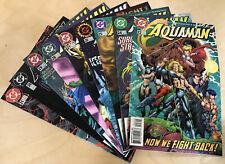Aquaman #23-40 (DC 1996) Comic Lot