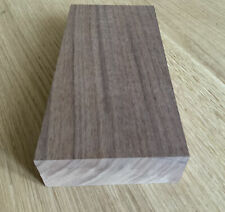 🌳Solid Walnut Hardwood Planed Offcut 21 x 9.5 x 3.8cm Wood Crafts 549