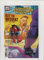 Amazing Spider-man #11 NM- 9.2 Marvel Comics 2019 J. Jonaj Jameson, Nick Spencer