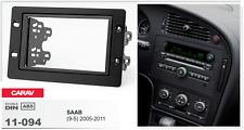 CARAV 11-094 2Din Marco Adaptador de radio para SAAB 9-5 2005-2011