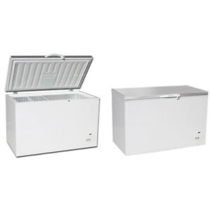 570L Commercial Stainless Steel Lid Chest Freezer - Storage Freezer - 1.8M