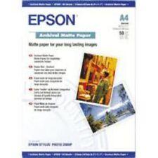 Epson Matt Druckerpapier
