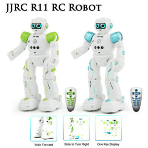 Kids Remote Control Interactive Dancing Singing Walking USB RC Smart Robot Toy