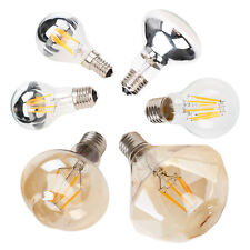 Vintage Retro Edison E27 E14 220V LED Filament Light Bulb home decor Lamp Bright