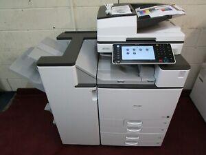 Ricoh MP C6003 Colour Photocopier/Copier, Fax Unit & Booklet Finisher.