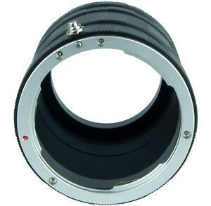 Macro Extension Tube Ring Set For Canon EOS 7D Mark II,1D X Mark II,1300D,5D R