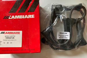 Cambiare VE522126 HT Ignition Plug Lead Set Ford Fiesta 1.25i 1.4i 1995-2002 New