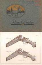 Remo - Gewehrfabrik 1934 Gebruder Rempt