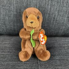 TY Beanie Babies Collectible Rare (Seaweed) Otter Great Condition Toy
