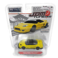 JDM Tuners Jada Toys Metal 1/64 2002 Honda NSX Type-R Japan Spec New Unopened