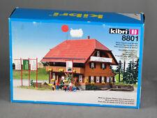KIBRI 8801/38801 [Spur H0, Bausatz] - Einfamilienhaus mit Garage - NEUWARE!
