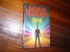 Rook Graham Masterton HC/DJ