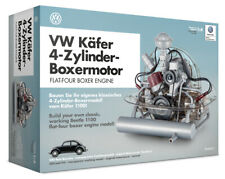 VW Beetle Model Engine Kit with Collector's Book