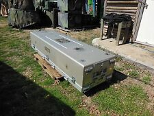 MILITARY SURPLUS HUMAN REMAINS TRANSFER CASE CASKET COFFIN BOX SKYDYNE  ARMY KIT