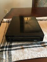Nintendo Wii Black Replacement Console ONLY RVL-001 Tested Working Perfect !!!!!