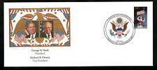 US Inauguration Day FDC George W Bush 1/20/2005 Unknown GWB-II-None DC