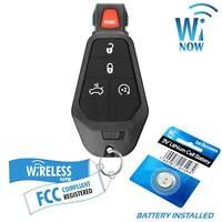 Car Key Fob Keyless Entry Remote 5B For 2008 2009 2010 2011 Chrysler 300