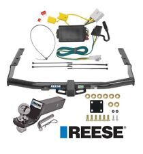 "Reese Trailer Tow Hitch For 14-19 Toyota Highlander Complete Wiring and 2"" Ball"