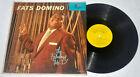"""U.S. Pressing FATS DOMINO """"The Fabulous Mr. D"""" LP Vinyl Record"""