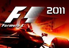F1 2011 Region Free PC KEY (Steam)