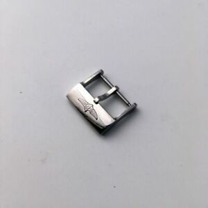 20 mm Stainless Steel Pin Tang Buckle Clasp for Breitling Watch Strap