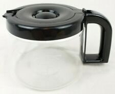 Kitchenaid 10 Cup Replacement Carafe Black Glass Pot for Coffee Maker KCM511OB