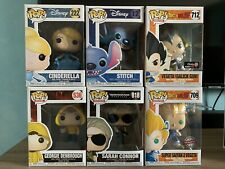 Lotto Funko Pop - Disney/Dragon Ball/IT