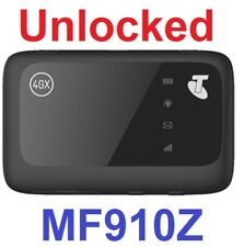 New *Unlocked* Telstra 4GX ZTE MF910Z Wifi Modem (Optus, Telstra, Vodafone)