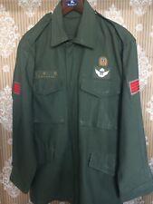 Vintage 1950s South Korean Para Smock. Asian Airborne Troops, Paratrooper.