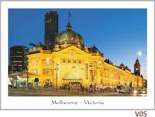 10 Postcards of Melbourne Victoria by Banksia Images