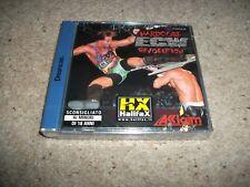 ECW HARDCORE REVOLUTION - Sega Dreamcast (PAL) EUROPEAN VERSION - NEW & SEALED
