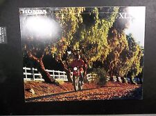 Original 1982 PA50 Moped Scooter Motorcycle Sales Brochure - Literature