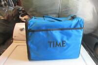 Vintage Time Life Salesman Sample Travel Case/Bag Door To Door