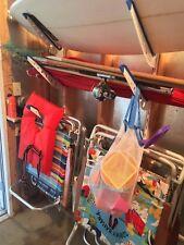 Beach Chair Rack | Adjustable Beach Accessory Storage | StoreYourBoard | NEW