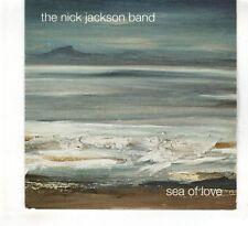 (HF12) The Nick Jackson Band, Sea Of Love - 2014 CD