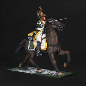 Tin soldier, Private French Dragoons of the 23rd Regiment, Napoleonic wars