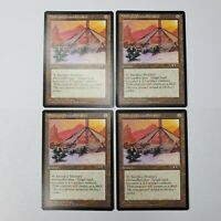 Mishra's Groundbreaker x4 Alliances LP/NM Artifact Magic the Gathering MTG $1 SH