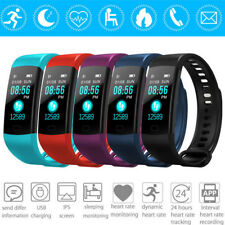 Smart Watch Blutdruck Pulsmesser Sport Fitness Tracker Armband Intelligente Uhr