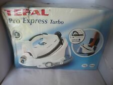 TEFAL GV8150 PRO EXPRESS TURBO STEAM IRON 5 BARS NEW