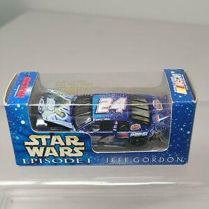 Jeff Gordon #24 Star Wars Episode 1 1999 Monte Carlo 1:64 Action Nascar Diecast