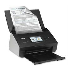 Brother ADS-2800W (A4) Wireless Network Document Scanner 9.3cm Touchscreen USB