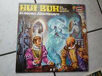 Hui Buh --Hörspiel LP  Europa  ## - - Nr. 3  (in  neuen Abenteuern)