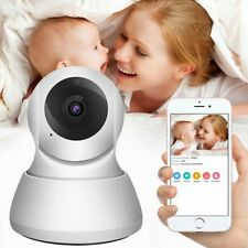 Home 720P Wireless Network IP Camera HD Indoor Pan Tilt IR CUT Security Wifi Cam