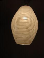 Tolle 50er Deckenlampe Lampe Streifen Strips Rockabilly Zeit #<
