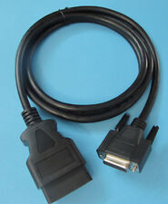 OBDII OBD2 Cable for Ottotest Diagnostics iFlash scan tool and J-2534 programmer