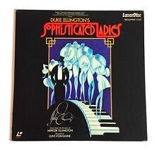 DUKE ELLINGTON'S SOPHISTICATED LADIES Broadway Cast 1982 JAPAN LD Laserdisc