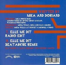 MIKA Elle Me Dit RARE Import CD European FRENCH edition