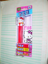 pez Hello Kitty sitting on card
